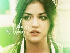 Who's your favourite pretty little liar? mine is Aria! c:  comment yours!