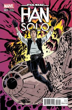 Preview: STAR WARS HAN SOLO #1 - Comic Vine