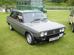 1980 Fiat 131 Mirafiori Sport 2000, my boyfriend had one of these.