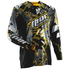 Thor Core S14 Fragment Motocross Jersey  Description: The Thor Core 2014 Fragment Motocross MX Shirt is       packed with features..              Specifications include                       New Collar Construction – For easy entry and exit                    Moisture wicking Polyester – To keep you dry and focused on the  ...  http://bikesdirect.org.uk/thor-core-s14-fragment-motocross-jersey-6/