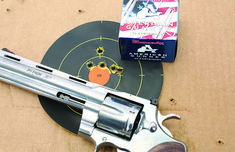 The re-introduction of the Colt Python has been a rollercoaster of excitement and disappointment. So what's the story: is this the second coming or a troubled handgun? 22lr, Revolvers, Handgun, Colt Python, 38 Special, 357 Magnum, Roller Coaster, Disappointment, Shotgun