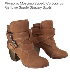 from Target - 63 ankle boots - only 2 pair I like...