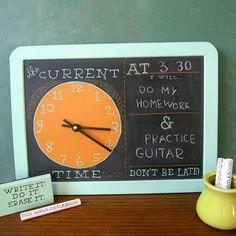 DIY clock Ideas