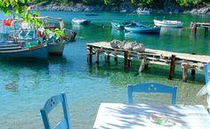 Skopelos Greece - Where Mamma Mia was filmed...