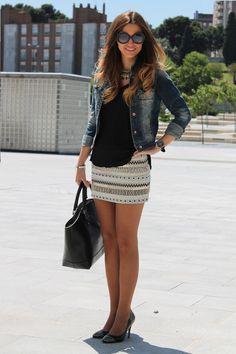 Lady Framboise: Lovely Skirt