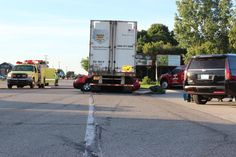 Man Killed in Ionia County Crash after Hitting Semi Trailer