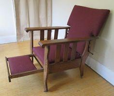 A Morris Chair On William Morris Morris Chair Chair