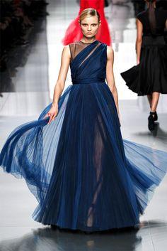 Sfilata Christian Dior Paris - Collezioni Autunno Inverno 2012-13 - Vogue