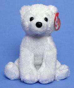 Igloo - Polar Bear - Ty Beanie Babies