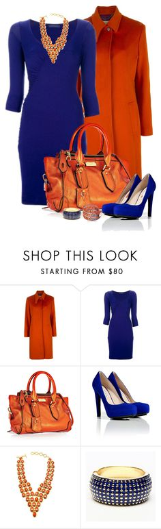 """""""Opposites Attract (II)"""" by partywithgatsby ❤ liked on Polyvore featuring Paul Smith, Burberry, BURAK UYAN, Amrita Singh, Ziio, suede pumps, top handle bags, statement necklaces, big bangles and embellished wrap bracelets"""