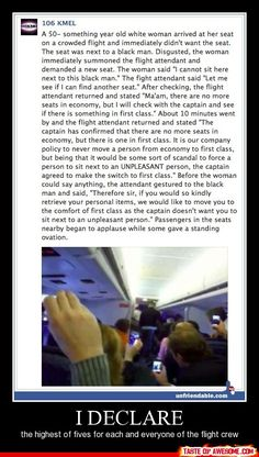 go flight attendant!