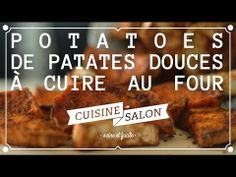 Devant l'écran - potatoes au four sans matière grasse | Cuisine de Salon