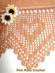Barrado para toalhas da Pink Rose