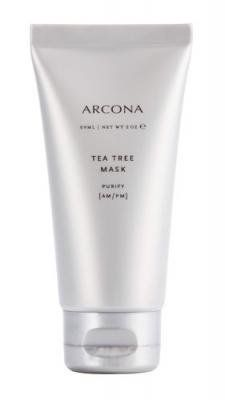 ARCONA ARCONA Tea Tree Mask 2 oz - 2 oz by ARCONA. $30.00. Unmask naturally beautiful, clear skin with Arcona Tea Tree Mask. Formulated with pure, natural ingredients, this purifying mask exfoliates and decongests pores to improve texture and detoxify skin. Use regularly to effectively diminish breakouts with the power of antibacterial Tea Tree Oil and other natural extracts.