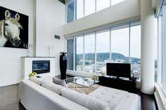 Stadtaussicht Wohnzimmer Ideen Und Trends