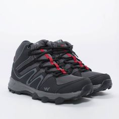 Wildcraft Trekster HA Hiking & Trekking Shoes For Men