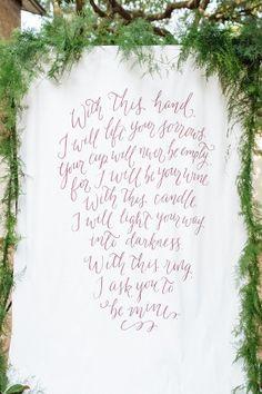 Black Tie Halloween Wedding Inspiration | Ruffled