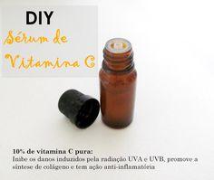 Beleza Vegana: DIY | Receita de sérum anti-rugas caseiro de vitamina C