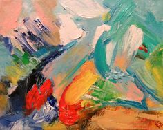 Sea Dean - Paint a Masterpiece: BORDERS I - 30 Paintings in 30 Days ART PARTY - Day 29