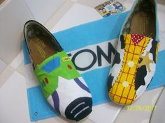 Toy Story Toms!