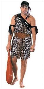 Jungle Jim Caveman Costume - Medium