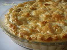 TORTA SALATA CON ZUCCHINE E SALSICCIA, foto 1 Strudel, Ricotta, No Salt Recipes, Antipasto, Waffle, Apple Pie, Macaroni And Cheese, Pizza, Healthy Recipes
