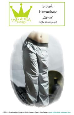Diy For Kids, Parachute Pants, Fashion, Pictures, Sewing Patterns, Tutorials, Trousers, Breien, Moda