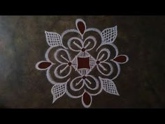 Rangoli Designs Latest, Simple Rangoli Designs Images, Small Rangoli Design, Rangoli Kolam Designs, Rangoli Ideas, Rangoli Designs With Dots, Mehndi Design Images, Rangoli With Dots, Mehndi Designs