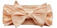 Lace Knot Blush/Blush
