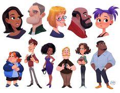 Character design sheet character design inspiration character model sheet c Model Sheet Character, Vector Character, Male Character, Character Design Sketches, Fantasy Character, Character Design Cartoon, Character Design Tutorial, Character Design Animation, Cartoon Design