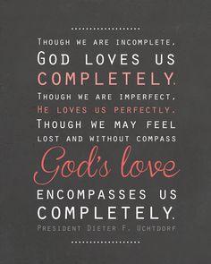 God loves single mothers