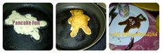 Pancake Fun with Breakfast Ideas, Pancakes, Cookies, Desserts, Fun, Blog, Recipes, Biscuits, Crepes
