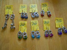 pop tab earrings. $3.00, via Etsy.