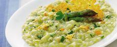 Risotto agli asparagi con scaglie di grana Sale&Pepe