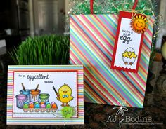 RutabagaPie Designs: OSAT Blog Hop - Spring Has Sprung - March 2016
