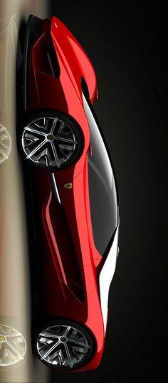 (°!°) Ferrari Xezri Concept, designed by Samirs Sadikhov