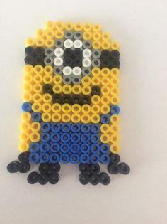Hama bead Minion 16x12