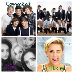 I made it :) dont have to give me credit.>>>> credit to ally B.>>>>>>>>little mix and 1d but I can't comment so I could no comment 1d
