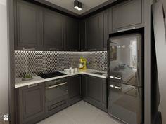 Kuchnia styl Industrialny - zdjęcie od THE VIBE - Kuchnia - Styl Industrialny…