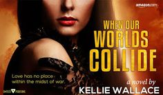 #WhenOurWorldsCollide #KellieWallace  .(.(.?.).).PROMO BLITZ  .(.(.?.).).  #PromoBlitz #Goodreads #TBR #Amazon  #Free June 28th  July 1st  BUY LINKS  Amazon US: http://ift.tt/2s1tkcg  Amazon UK: http://amzn.to/2szuNcA  B&N: http://ift.tt/2tkk474  SYNOPSIS  As one citys fate hangs in the balance a womans destiny is about to be determined  Amira Frost is forced to watch her home be invaded by the warmonger state Argos. Divided into multiple class zones the citys once peaceful existence is…