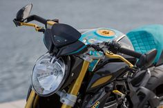"""Dragster RR 800 , the """"Turchese"""""""