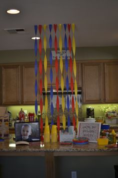 Chuggington 2nd birthday party