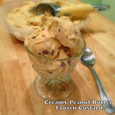 Summer's finally coming: it's May, so we're right on the brink! I see temps in the 80s sprinkled into the forecast here in Cleveland, so you know they'll start to increase in frequency very soon. What better way to enjoy those hot summer temps than some creamy, delicious peanut butter frozen custard? Low carb peanut …