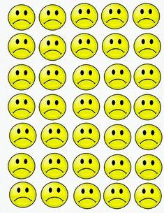 STIMULENTE vesele si triste pentru copiii de gradinita | Fise de lucru - gradinita