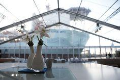 Tipp: Wenn ihr eine solch grandiose Aussicht zu bieten habt, dann zeigt sie auch! Ein transparentes Dach macht das möglich!