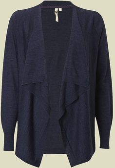 Womens navy cardigan from White Stuff - £49.95 at ClothingByColour.com