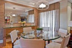 Decor Salteado - Blog de Decoração | Arquitetura | Construção | Paisagismo: Mesas redondas – veja 30 salas de jantar e cozinhas com essa tendência + dicas!