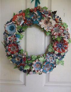 Flower Shoppe Wreath