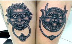 labyrinth tattoo knockers - Google Search