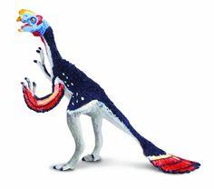 Amazon.com: Safari Ltd Carnegie Scale Model Oviraptor: Toys & Games